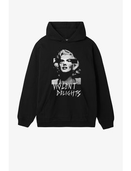 Marilyn Manson Hoodie by Other Uk