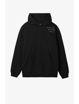 Smoking Kills Hoodie by Other Uk