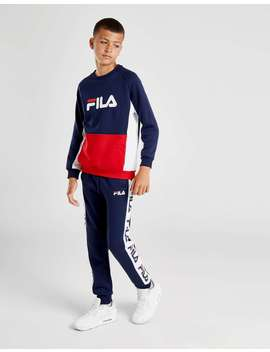 fila-gabriel-fleece-jogger-junior by jd-sports