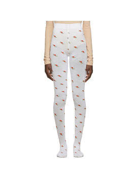 white-the-pointelle-tights by marc-jacobs
