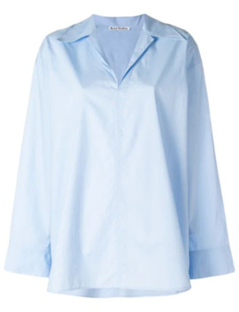 loose-fit-blouse by acne-studios