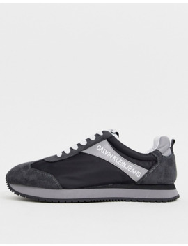 calvin-klein-jerrold-runners-in-black by calvin-klein