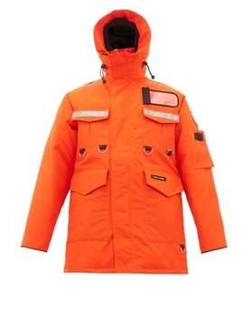 x-canada-goose-four-pocket-coat by junya-watanabe