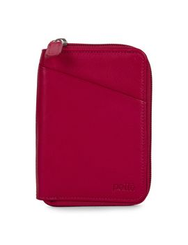 rfid-leather-travel-wallet by pelle