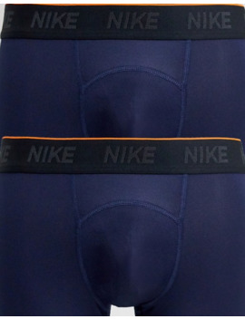 nike-training-boxer-trunks-2-pack-in-navy by nikes