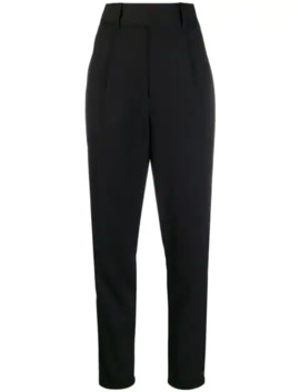 high-waist-tailored-trousers by saint-laurent