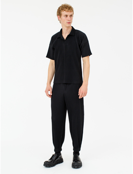 Pleated Trouser by Homme PlissÉ Issey Miyake