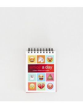 multicoloured-emoji-a-day-flip-chart by new-look