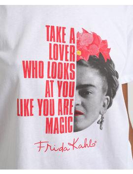 T Shirt Frida Kahlo by Pimkie