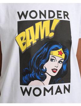 t-shirt-wonder-woman by pimkie
