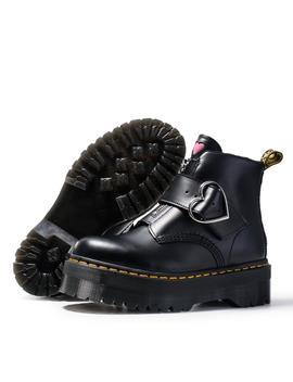 thick-heel-genuine-leather-women-martin-boots-heart-shape-buckle-boots-zip-platform-boot-ladies-zy8473 by aliexpresscom