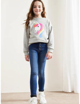 kids-high-rise-high-stretch-jeggings by gap