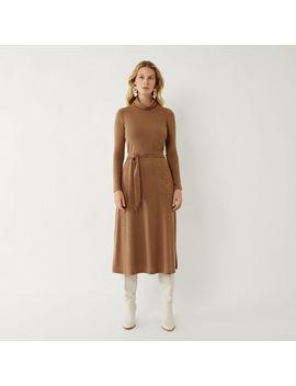 cowl-neck-midi-dress by warehouse