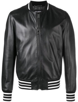 bomber-jacket by dolce-&-gabbana