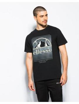 Ellesse Men's Graphic T Shirt Black Small by Ellesse