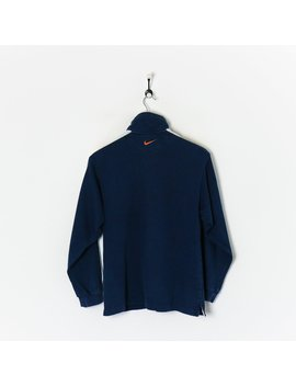 nike-1_4-zip-sweatshirt-navy-small by nike