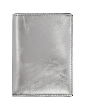 silver-folio-passport-holder by common-projects