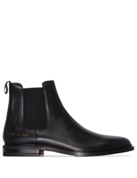 chelsea-ankle-boots by common-projects