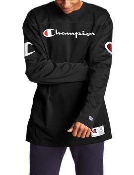 plaited-football-jersey by champion
