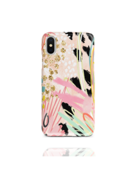 Abstract Vibes Phone Case by Coconut Lane
