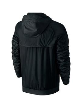New Windrunner Retro Black Nike Air Max Jacket Track Top Windbreaker Hoodie by Nike