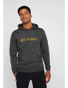 basic-logo-hoodie---felpa-con-cappuccio by columbia