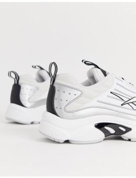 reebok-dmx-series-2k-trainers-in-white by reeboks