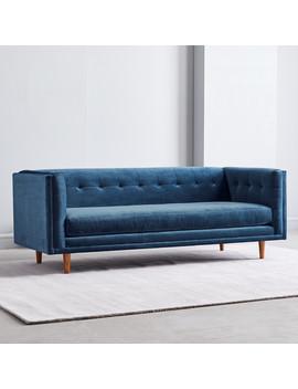 Bradford 3 Seater Sofa (208 Cm) by West Elm