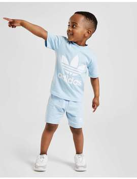 adidas-originals-adicolour-t-shirt_shorts-set-infant by jd-sports