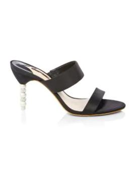 rosalind-satin-sandals by sophia-webster