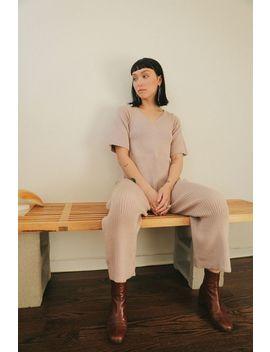 kordal-innovative-moreau-jumpsuit---oyster by garmentory