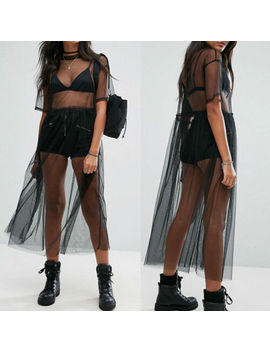 hirigin-women-sexy-black-see-through-mesh-sheer-maxi-smock-dress-tulle-lace-long-summer-dress by aliexpresscom