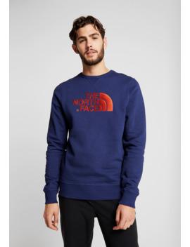 drew-peak-crew---sweatshirt by the-north-face
