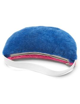 Betty Shearling Pink/Strong Blue by Saks Potts