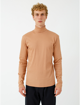 turtle-neck-top by lemaire