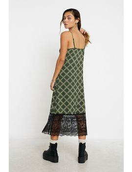 uo-memphis-plaid-slip-dress by urban-outfitters