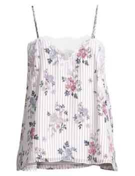 the-sweetheart-silk-georgette-floral-cami by cami-nyc