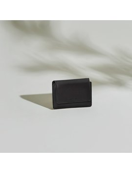 Olivia     Compact Wallet   Black        Olivia     Compact Wallet   Black by Angela Roi