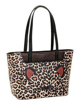 Jungle Cat Handbag by Lakeside Collection