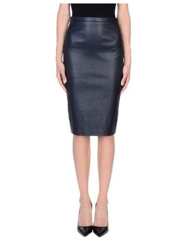 knee-length-skirt by enes