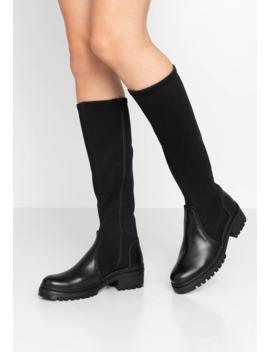 impu---boots---black by unisa