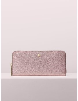 Burgess Court Slim Continental Wallet by Kate Spade