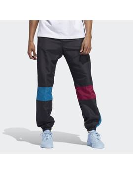 asymm-tracksuit-bottoms by adidas