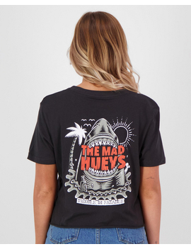 trouble-in-paradise-t-shirt by the-mad-hueys