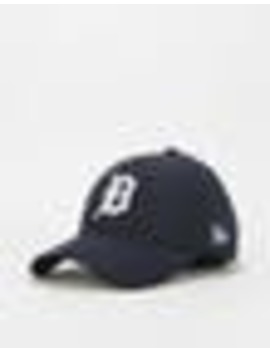 New Era 9 Forty Mlb Detroit Tigers League Cap   Team Colour by Route One