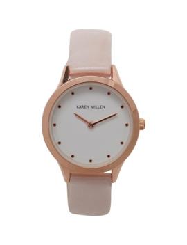 karen-millen-womens-pink-watch-pink by karen-millen