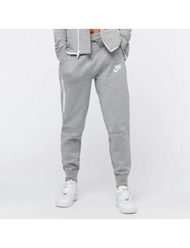nike-sportswear-womens-tech-fleece-pant---dark-grey-heather by pro-direct-select