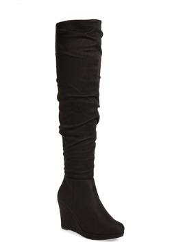 larisa-over-the-knee-boot by chinese-laundry