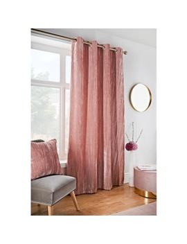 """paloma-crinkle-velvet-panel-54-x-86""""---blush by b&m"""