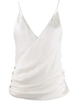 wrap-style-camisole-blouse by balmain